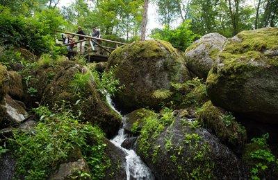 Geishöll-Wasserfälle